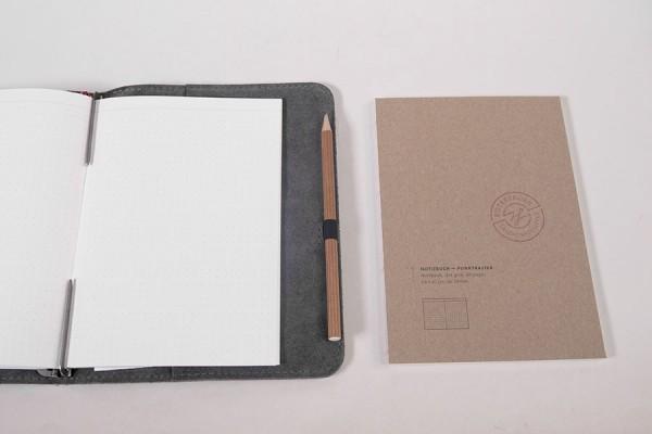 Notizbuch kleiner A6