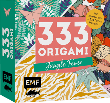 333 Origami – Jungle Fever