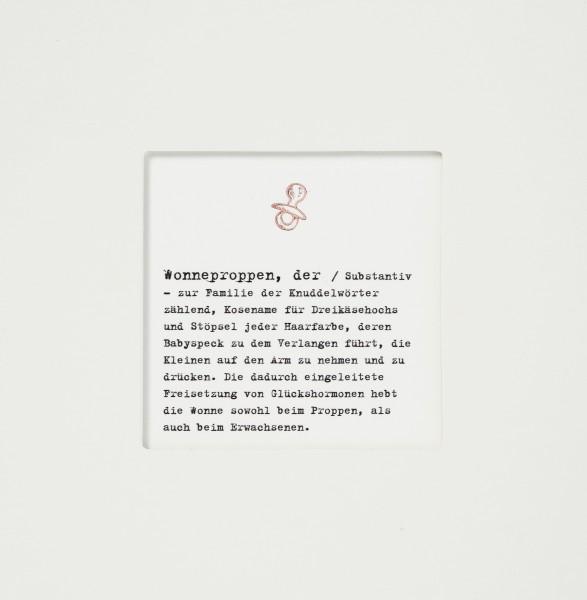 Passepartoutkarte