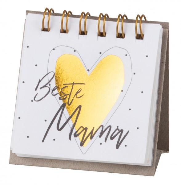 Kleine Botschaften Beste Mama