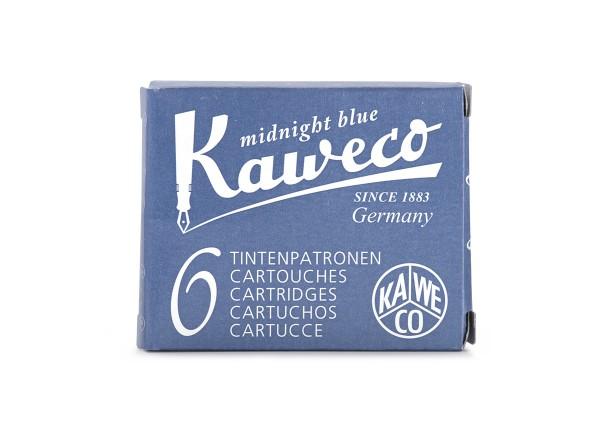 Kaweco Tintenpatronen midnight blue