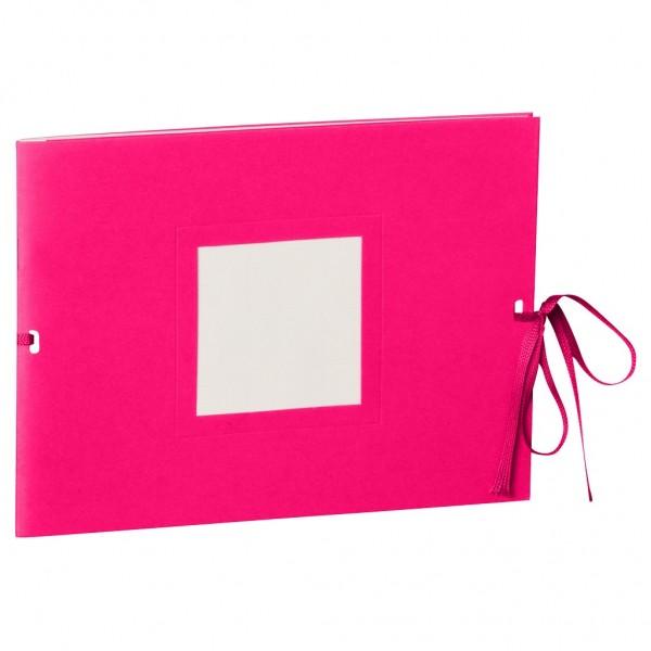 Fotoheftchen pink