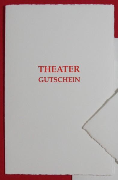 Karte THEATER Gutschein