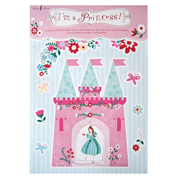 I am a Princess - Wall Stickers