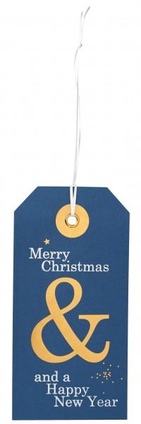 Weihnachts Hangtag Karte