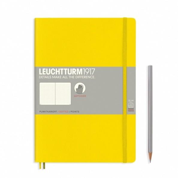 Notizbuch Composition B5 Lemon