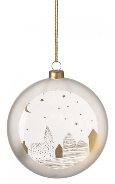 Weihnachtszauber Medaillon