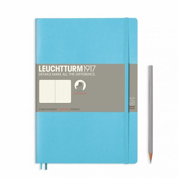 Notizbuch Composition B5 Ice Blue