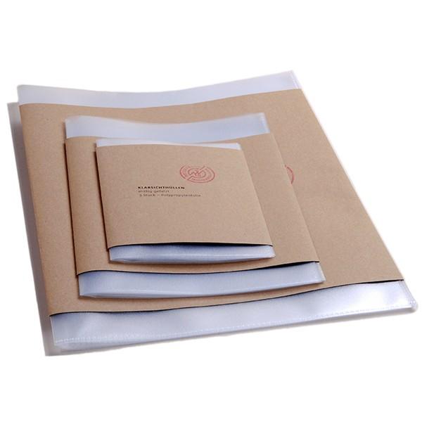 Klarsichthüllen A6 3er Pack