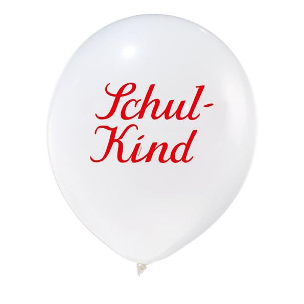 Luftballon Schulkind
