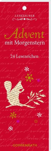 Lesezeichen Adventkalender