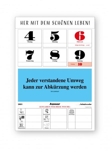 Original-Leitspruch-Schuljahr-Kalender 20/21