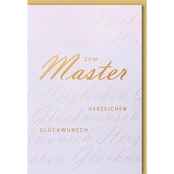 Zum Master