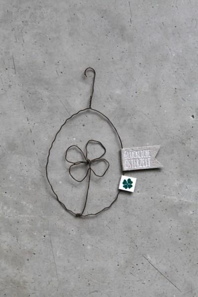 Frühlings Draht Ornament