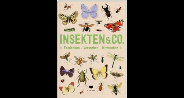 Insekten Buch