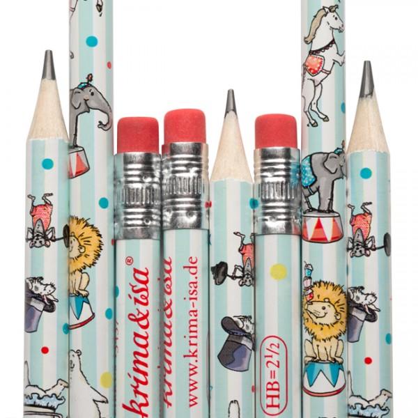 Bleistift Zirkus