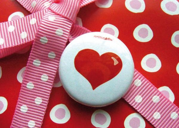 Button Herz